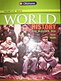 World History, The Modern Era (Oklahoma Edition, Pearson Education/Prentice Hall, 2014)