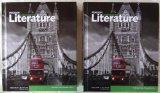 Pearson Common Core Literature The British Tradition Teacher's Edition Volumes One (1) & Two...