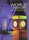 WORLD HISTORY 2016 MODERN STUDENT EDITION GRADE 11