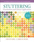 Stuttering: Foundations and Clinical Applications (2nd Edition) (Pearson Communication Scien...