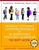 Making Content Comprehensible for Elementary English Learners: The SIOP Model (2nd Edition)