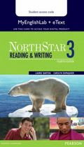 NorthStar Reading and Writing 3 eText with MyEnglishLab