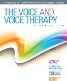 Voice and Voice Therapy, The Plus Video-Enhanced Pearson eText -- Access Card Package (9th E...