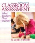 Classroom Assessment : What Teachers Need to Know Plus NEW MyEducationLab with Pearson EText...