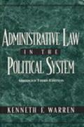 Administrative Law in Pol.syst.,abr.
