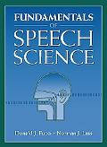Fundamentals of Speech Science