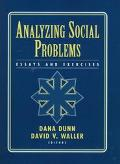 Analyzing Social Problems:essays+exer.