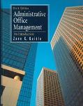 Administrative Office Mgmt.