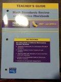 Prentice Hall Math Pre-Algebra Math Standards Review & Practice Workbook Teacher's Guide