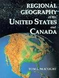 Regional Geography of United States and Canada