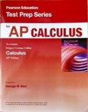 Pearson Education Test Prep Series for AP Calculus