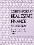 Contemporary Real Estate Finance Selected Readings