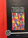 Prentice Hall Literature Grade 8 Teacher's Edition - Penguin Edition - Oklahoma
