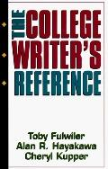 College Writer's Reference