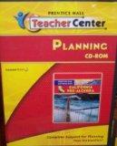Pre-Algebra Planning CD-Rom (California Mathematics)
