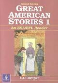 Great Amer.stories 1:esl/efl Reader