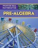 PRENTICE HALL MATH PRE-ALGEBRA STUDENT EDITION