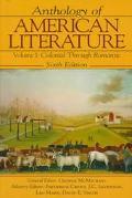 Anthology of Amer.lit,v.i