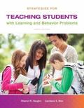 Strategies for Teaching Students with Learning and Behavior Problems, Enhanced Pearson eText...