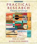 Practical Research : Planning and Design, Enhanced Pearson EText -- Access Card