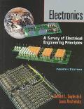 Electronics:survey of Elec.engrg.prin.
