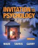 Invitation to Psychology Plus NEW MyPsychLab with Pearson eText -- Access Card Package (6th ...