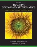 Teaching Secondary Mathematics: Techniques and Enrichment Units, Pearson eText with Loose-Le...