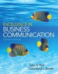 Excellence in Business Communication Plus 2014 MyBCommLab with Pearson eText -- Access Card ...