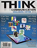 THINK Communication Plus NEW MySearchLab with Pearson eText -- Access Card Package (3rd Edit...