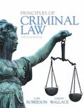 Principles of Criminal Law (6th Edition)