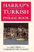 Harrap's Turkish Phrase Book - Memouha Tee - Paperback - REISSUE