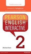 Pearson English Interactive 2, Online Version, American English (Access Card)
