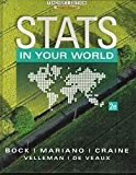 Stats in Your World Teacher's Edition