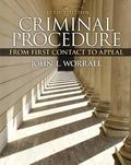 Criminal Procedure: From First Contact to Appeal Plus MyCJLab with Pearson eText -- Access C...