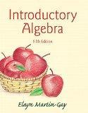 Introductory Algebra (5th Edition)