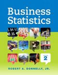 Business Statistics Plus NEW MyStatLab with Pearson eText -- Access Card Package (2nd Edition)