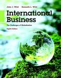 International Business : The Challenges of Globalization