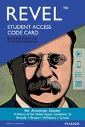 Revel -- Access Card -- American Stories : A History of the United States, Combined