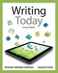 Writing Today with MyWritingLab with eText -- Access Card Package (2nd Edition)