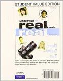 Marketing: Real People, Real Choices, Student Value Edition Plus 2014 MyMarketingLab with Pe...