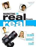 Marketing: Real People, Real Choices Plus 2014 MyMarketingLab with Pearson eText -- Access C...