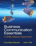 Business Communication Essentials Plus 2014 MyBCommLab with Pearson eText -- Access Card Pac...