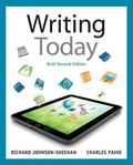 Writing Today, Brief Edition, with MyWritingLab with eText -- Access Card Package (2nd Edition)