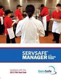 ServSafe Manager, Revised (6th Edition)