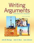 Writing Arguments: A Rhetoric with Readings Plus MyWritingLab with Pearson eText - Access Ca...