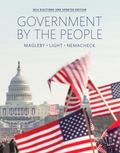 Government by the People, 2014 Elections