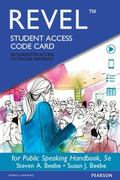 REVEL -- Access Card -- for Public Speaking Handbook