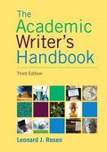 The Academic Writer's Handbook Plus MyWritingLab -- Access Card Package (3rd Edition)