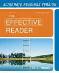The Effective Reader, Alternate Edition Plus MyReadingLab with eText-- Access Card Package (...