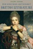 The Longman Anthology of British Literature, Volume 1C: Restoration and the Eighteenth Centu...